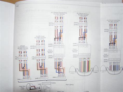 Harley Davidson Road Glide Wiring Diagram by 2010 Glide Wiring Diagram Diagram Schematic