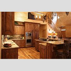 Rustic Cabin Style  Rustic  Kitchen  Charlotte By