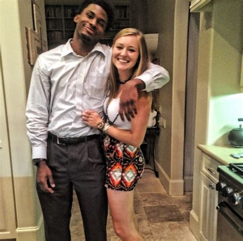 photo  justise winslows girlfriend abby avery