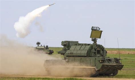 Tor M2U: New Russian Air Defense System Enters Service