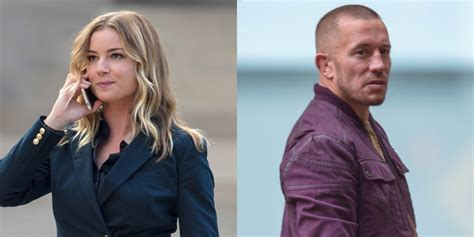 Emily VanCamp, Georges St-Pierre, & More 'Falcon & Winter ...