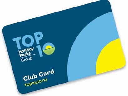 Card Club Membership Member Top10 Holiday Nz