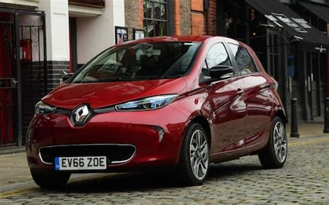 renault zoe review  fine introduction  electric cars