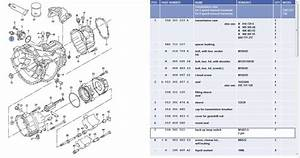 Diagram Of Nissan 1400 Gearbox