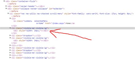 Html Div Css Html Css Select Div Without Class In Li Element Stack