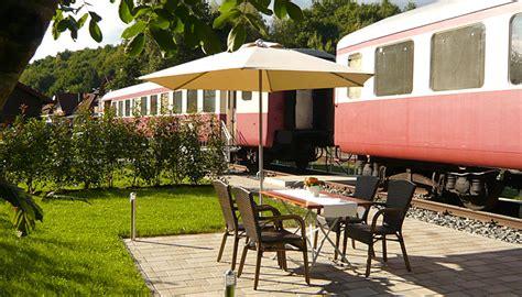 Ferienwohnungen Im Eisenbahnwaggon