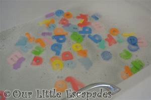 being vocal with the ha bathtime buddies alphabet set With bath time letters and numbers