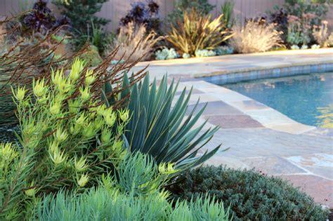 garden palos verdes contemporary landscape los