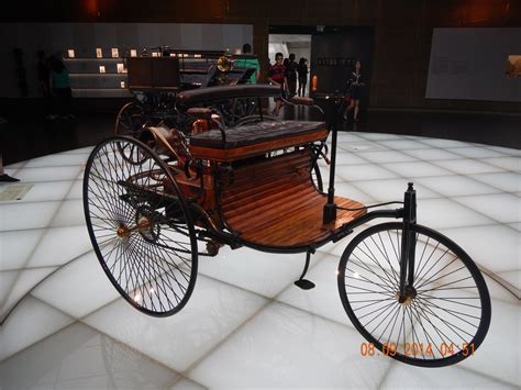 The First Car Ever Made  New Car Release Information
