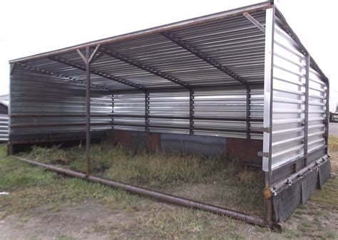 cattle sheds for sale jones farm supplies livestock shelters