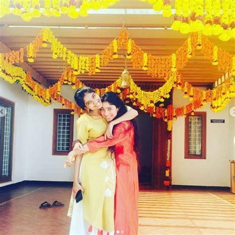 photo  sai pallavis family wedding