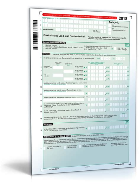 anlage   formular zum