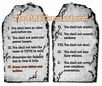 Commandment Seventh Fifth Eight God Articles Biblical