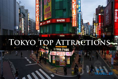 Tokyo top Attractions - Geeky TravellerGeeky Traveller
