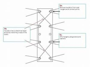 Make A Digital Tv Coat Hanger Antenna