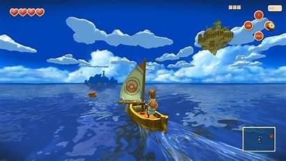 Wind Waker Zelda Wallpapers Monster Legend Backgrounds