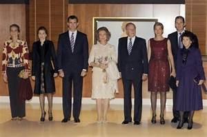 Actualité Famille Royale : famille royale d espagne 2008 une ann e d anniversaires ~ Medecine-chirurgie-esthetiques.com Avis de Voitures