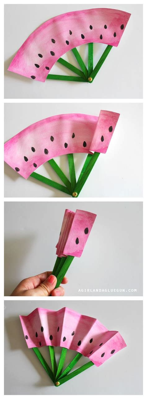hand fans party city best 25 crafts for kids ideas on pinterest