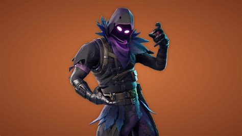The Leaked Raven Fortnite Skin Is Out Now On Ps4