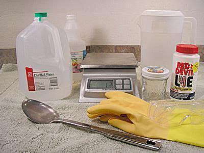 cold process  melt  pour soap making instruction