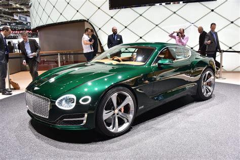 2019 Bentley Barnato Sportscar Confirmed, Based On Exp 10