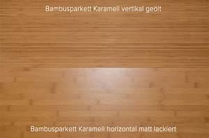 Treppe Geölt Oder Lackiert : bambusparkett ge lt oder lackiert bambus komfort ~ Markanthonyermac.com Haus und Dekorationen