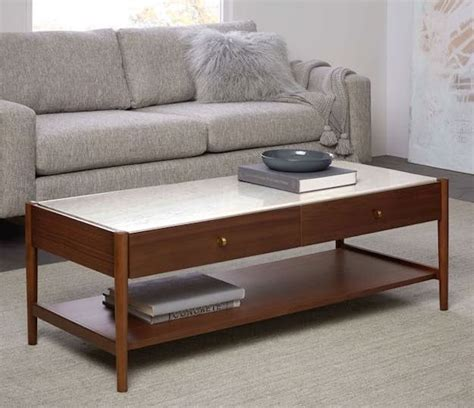 narrow coffee table ideas  pinterest
