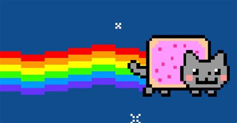 Nyan Cat Stars In Ios Adventure Game [video]