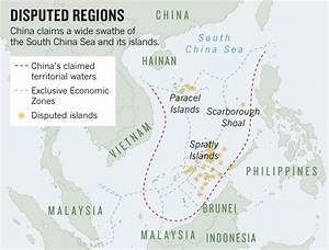 South China Sea Tensions | Council on Foreign Relations