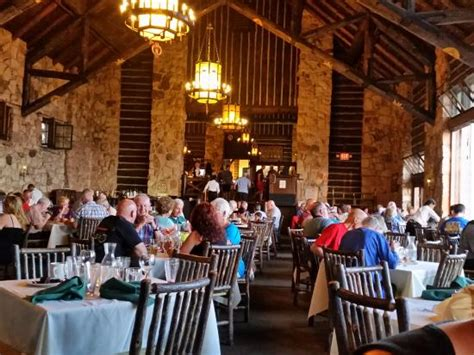 Bison Dinner  Picture Of Grand Canyon Lodge Dining Room