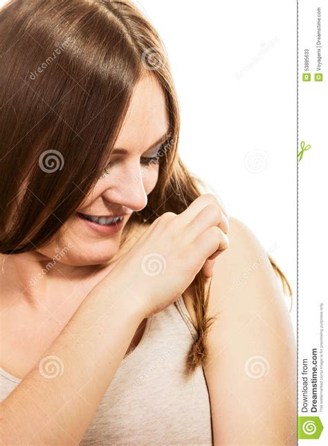 Funny Woman With Armpit Hair Stock Image Image Of Sweat