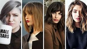 Coupe Courte Tendance 2019 : coupe courte tendance 2019 visage rond coiffures populaires 2019 ~ Dallasstarsshop.com Idées de Décoration