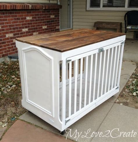 build  large dog crate woodworking projects plans