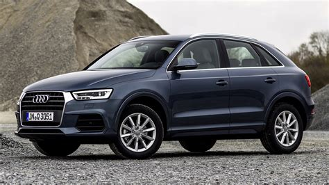 The audi q3 is a subcompact luxury crossover suv made by audi. 2015 Audi Q3 - Wallpapers and HD Images   Car Pixel