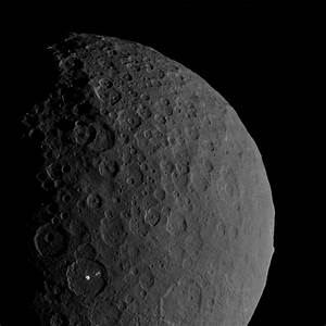 First Asteroid Ever Discovered Is Actually A Dwarf Planet