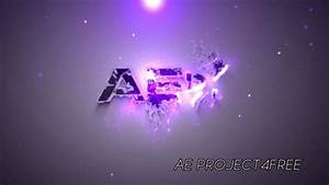 After Effects Project Free - Particles House Logo - YouTube