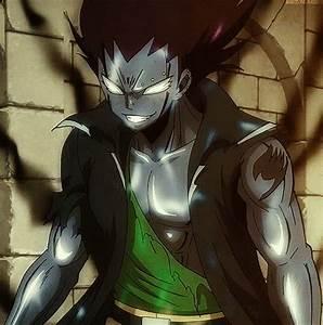 Gajeel Redfox: The Iron Shadow Dragon | Anime Amino
