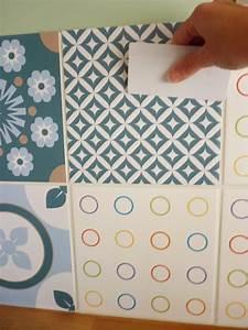Adhesif Imitation Carreaux De Ciment : stickers carreaux de ciment castorama decoration d ~ Melissatoandfro.com Idées de Décoration