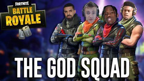 squads  ninja drake travis scott  juju