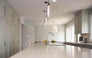 Lighting for kitchen photography : Modern kitchen island lighting in canada
