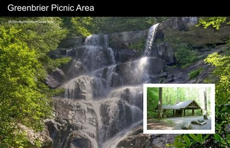 greenbrier picnic area great smoky mountains national