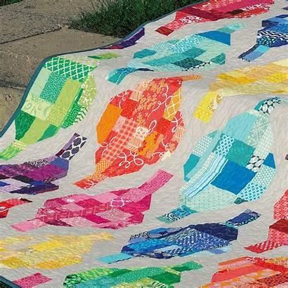 Stash Statement Quilt Quilts Bazaar Grand Wish