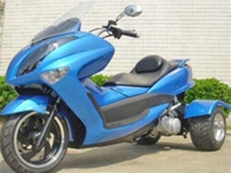 Pst150-11 Trike Moped Motor Bike 150cc Touring Gas Motor