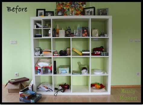 How To Organize A Bookcase by Mainly Maren How To Organize A Bookshelf