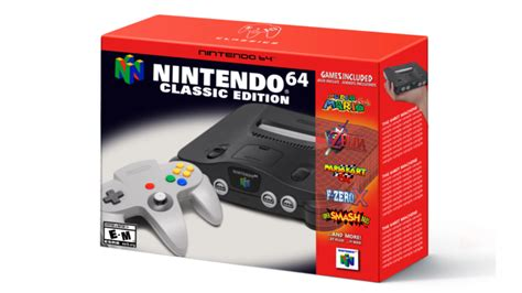 5 reasons nintendo 64 classic release will happen in 2019 thyblackman