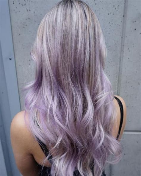 17 Best Ideas About Pastel Purple Hair On Pinterest