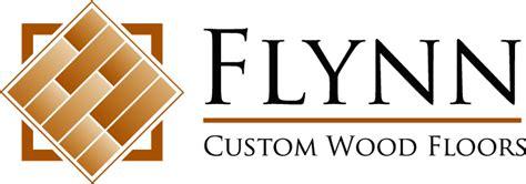 hardwood floor logo flynn custom wood floor nyc inc