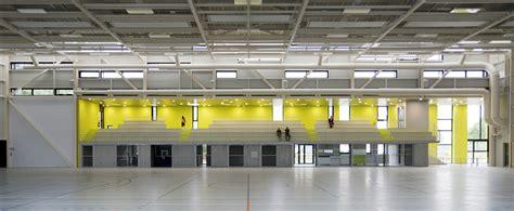 salle de sport bouffere d 233 esse 23 architecture