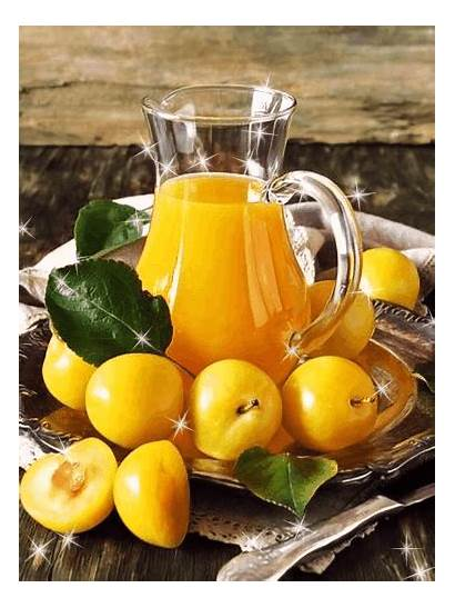 Fruit Vegetables Fruits Veg Juice Yellow Plums