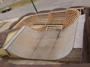 Skateboard Ramp Blueprints Google Search Free